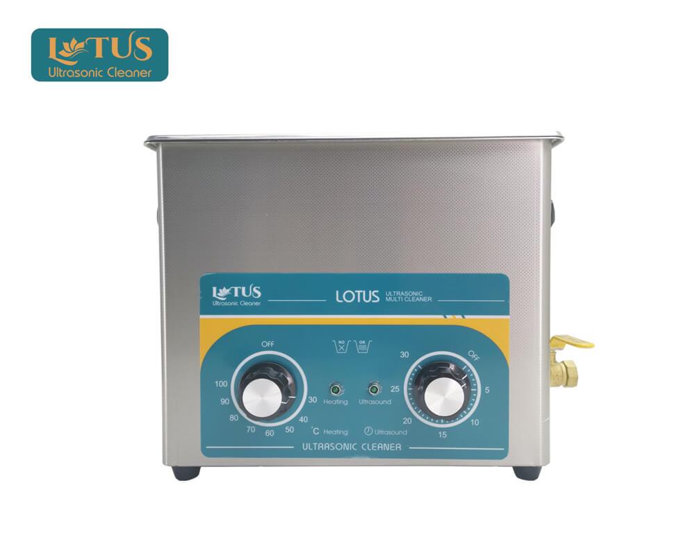 Máy Rửa Siêu Âm Dòng Cơ LT-1004S_ 10 Lít