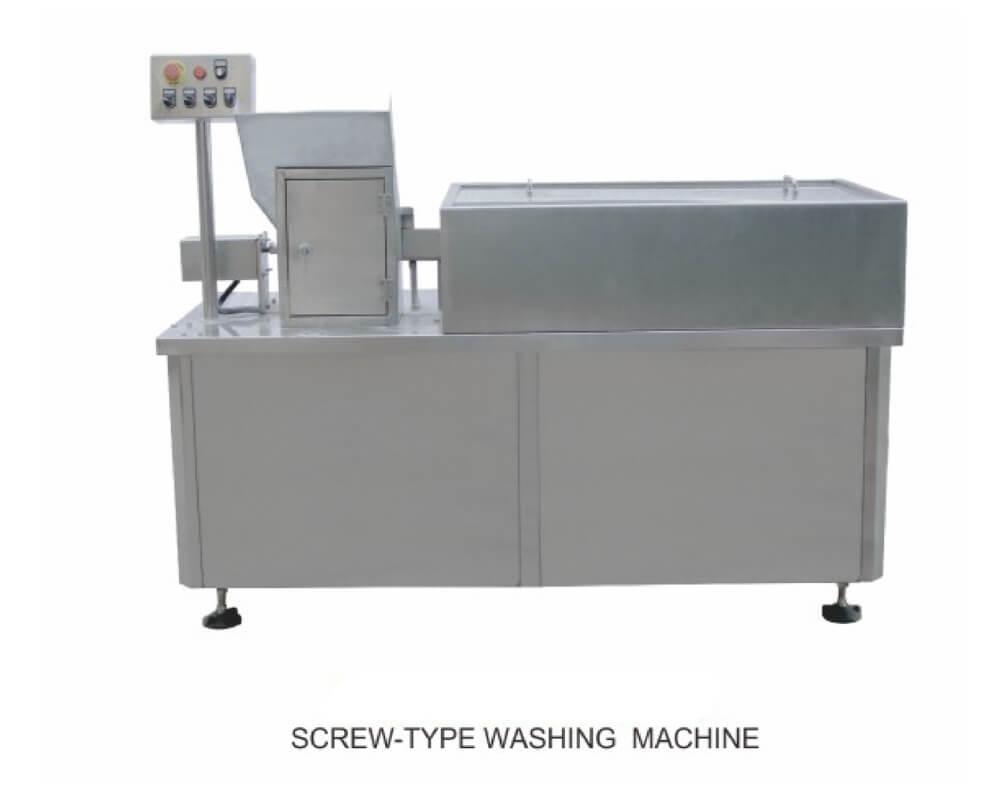 Máy rửa chai thủy tinh bằng sóng siêu âm LTBUW_525