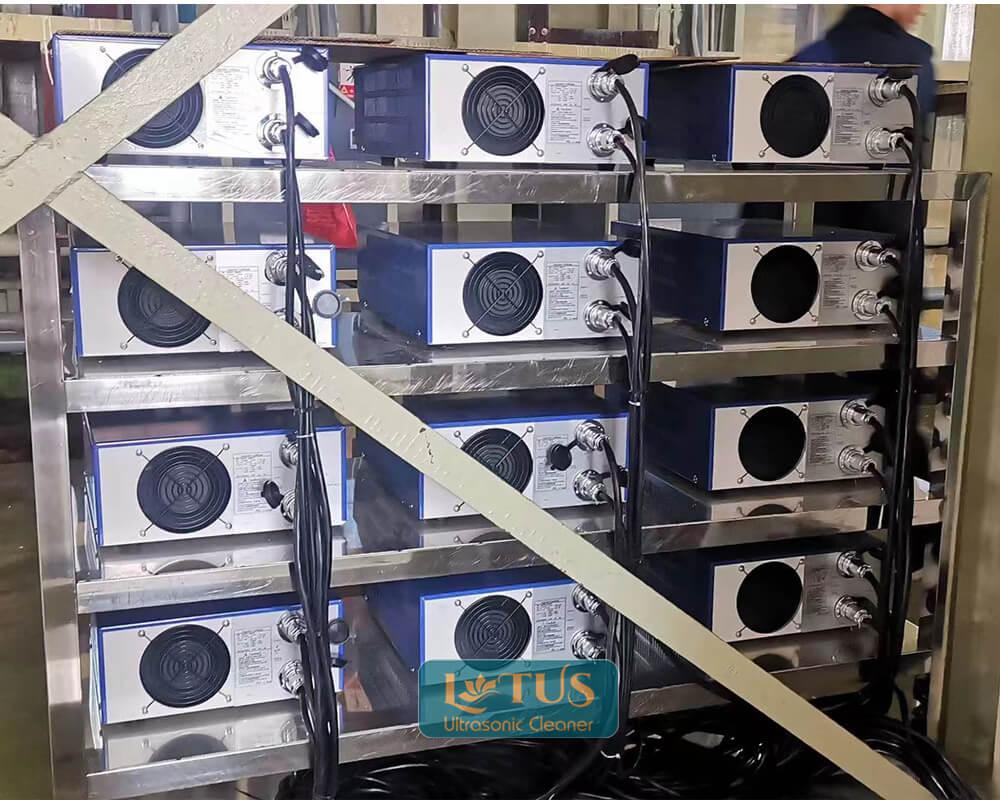 Máy chủ siêu âm cho ngành xi mạ